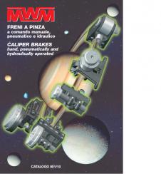 Manual Caliper Brakes