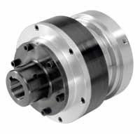 Heavy Duty Clutch Mechanisms with Couplings