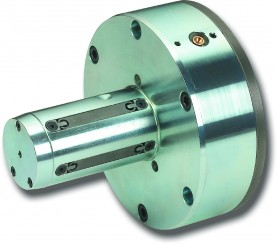 MX 16.3- Pneumatic-mechanical chuck