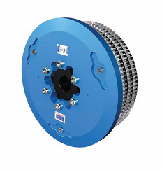 Pneumatic Disc Clutch